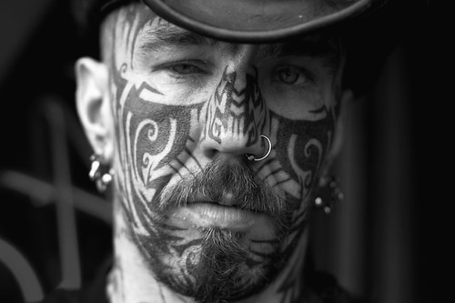 tattoo man | Flickr - Photo Sharing!