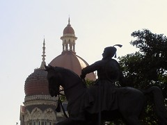 Shivaji and the Taj