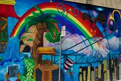 Unity Amongst Diversity Mural