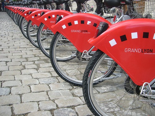 Vélo'v (Lyon, France)