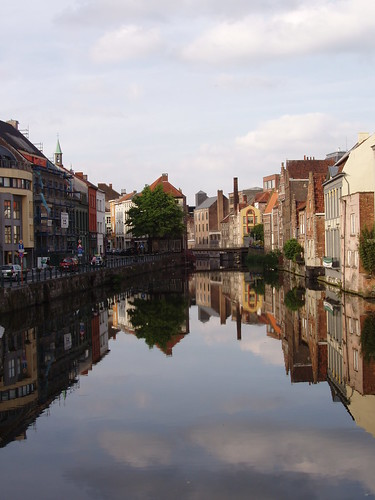 Ghent, it's pretty