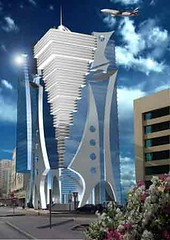 New office building - Tehran (iRAN Project) Tags: iran iranian iraniansiran iranians travel tourist tourism tehran style street photo persia persians urban persian new construction 3d alborz landscape lifestyle civic building buildings modern design city attraction architecture