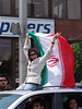 Iranian Celebration (pooyan) Tags: toronto canada sport football iran soccer hijab celebration iranian worldcup pnvpcom pooyantabatabaei peopleinthenews