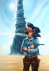Gunslinger_09_Finished (David Sands - The Art of Sandmanic) Tags: painting stephen king art gunslinger