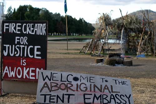 Посольство аборигенов
