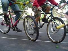 Bike Polo, Alberta Park, 6/12/05