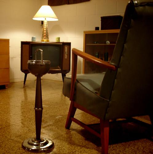 Basement Chair