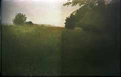 (nicolai_g) Tags: color film nature field landscape toy grainy underexposed underexposure