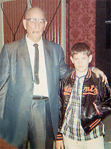 "Hubert ""Daddy Warbucks"" Cokes history"