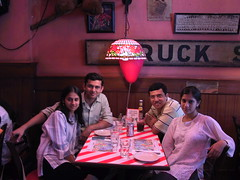 At TGIF (DPS RKP - Class of 1999) Tags: arpita anupam ipsita debraj tgifconnaughtplace