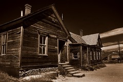 2000-022B (aquanerds) Tags: bodie old western town california eastern sierra sepia bw america