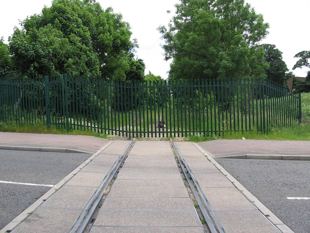 Spotting Trains