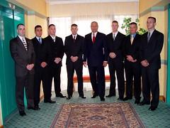 Secretary Powell (Jon Charest) Tags: jeddah saudiarabia colinpowell secretaryofstate