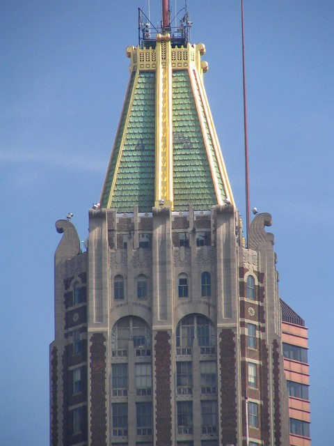 Baltimore Skyscraper