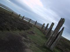 Ring of Brodgar (birdfarm) Tags: ringofbrodgar standingstones orkney scotland henge island badge