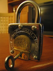 Padlock by Johnath