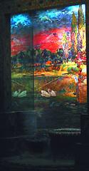 Tiffany Studio, Fountain ca 1905 Img_1198 (Lanterna) Tags: nyc glass museum mosaic tiffany metropolitanmuseum lanterna canonpowershota75 americanart favrile
