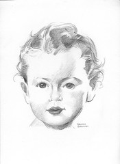 Beb estiloso (Bruno Biagioni Neto) Tags: bruno ilustrador realista biagioni