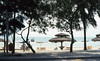 Pattaya seafront (SteveInLeighton's Photos) Tags: transparency ektachrome thailand pattaya 1983 april beach chonburi