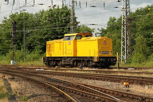 DB Netz 203 310-8 Trier-Ehrang Rbf