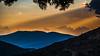 The beam (chill.baer) Tags: d40 farbe nikon orange sonne sonnenuntergang strahlen beam blau blue color ray rays sun sunset