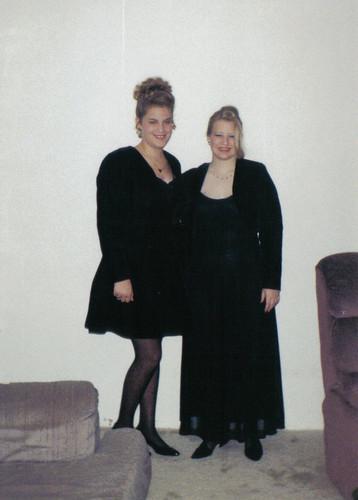 me and Dina