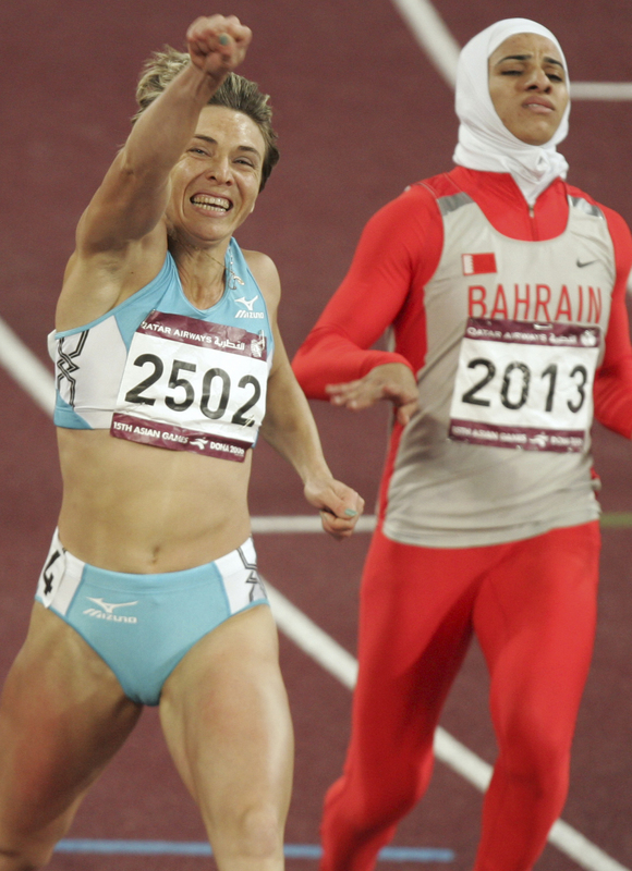 Camel Toe In Sports