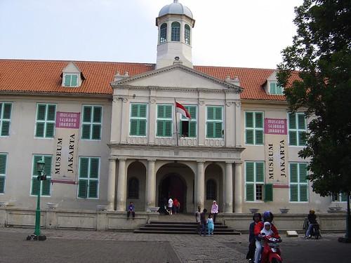 Museum Sejarah Jakarta por Dina Middin.