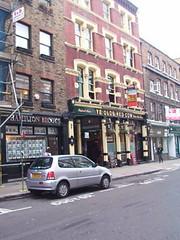 Ye Olde Red Cow, Long Lane, Smithfield, EC1A 9EJ (Doogal Bell) Tags: london pub random finder
