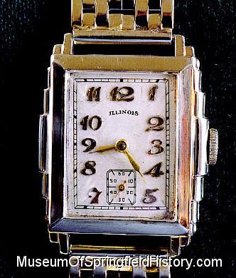 Baronet 1931 (white Gold)
