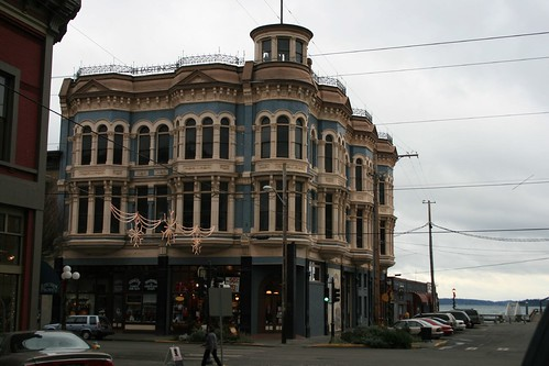 Hastings Building, Port Townsend, WA