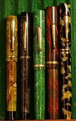 old macro fountain topv111 boston pen writing canon vintage antique explore moore instrument fountainpen nib rare crocker conklin chilton 111v1f intrestingness i500 hbppix p1f1 369mar207