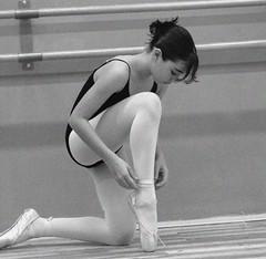 Adjustments.... (ido1) Tags: blackandwhite bw ballet israel dance photofriday shoham