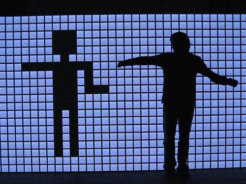 Neil Voss, Blip Festival 2006, by x|k