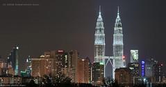 Petronas Twin Towers - Kuala Lumpur, Malaysia