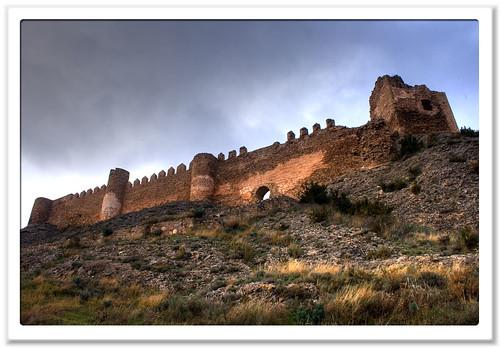 Castillo de Clavijo (HDR)