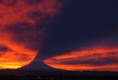shadow of Mt. Rainier (TroyMasonPhotography) Tags: christmas shadow orange mountain holiday topf25 topv111 sunrise landscape ilovenature washington nationalpark interestingness topf50 topv555 topv333 mt mountrainier rainier pacificnorthwest tacoma mtrainier photostream tahoma 1on1 bellarmine helluva instantfave 1on1sunrisesunsetsphotooftheday anawesomeshot superaplus aplusphoto diamondclassphotographer mountrainiersunrise mtrainiershadow tmason yogasoleil httpwwwhuffingtonpostcom20111027mountrainiershadowsunrisen1062613html mountrainiershadow sunrisemtrainiercastshadow shadowrainier
