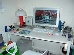 Apple Macintosh G4 CUBE + Braun fan + blue Jacob Jensen telephone etc. = home office (scleroplex) Tags: leica blue autumn trees red cinema green fall clock apple yellow boston modern computer macintosh design solar fan volvo maple italian 60s italia g4 colours ipod display desk swiss fallcolors massachusetts telephone mini casio cube powermac calculator highdefinition 70s stevejobs alias pelikan hd 1960s pens braun dieterrams 1970s bluetooth bang sixties multicolor ulm skagen multicolour segesta industrialdesign desklamp midcentury digilux olufsen bangolufsen hochschule reddot gooddesign bertone jonathanive gestaltung leitz vernerpanton 780 maxbill wohnbedarf jacobjensen techline designaward nierentisch wallpapermagazine lightolier rotpunkt hl70 reinholdweiss industrieforum jrgengruebel alfredohberli basis62 et77 paperpuch mq200