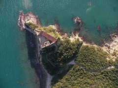 Le Rocchette Castiglione della Pescaia North coast - 4741 (opaxir) Tags: italy aerial kap maremma lerocchette
