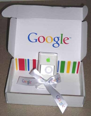 Google iPod
