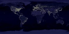 NASA earth lights (germeister) Tags: world lights luces map nasa lumiere mapa mundo carte tierra eatrh