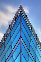 2006-12-10 Arrogance ([ henning ]) Tags: blue urban abstract building glass d50 germany nikon harbour steel north knife 2006 symmetry odd edge repetition nrw abstructure dsseldorf duesseldorf nordrheinwestfalen rheinland henning abstrakt fragment medienhafen rhinewestphalia singintheblues instantfave mhlinghaus kaistr kaicenter muehlinghaus