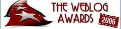 Weblog Awards 2006 技術 blog 排行