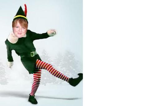 elf dance 2