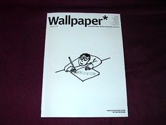 Limited Edition Wallpaper magazine Cover by Dieter Rams (scleroplex) Tags: leica school wallpaper bw white black apple boston modern magazine germany macintosh design massachusetts cover german braun dieterrams dieter rams limitededition principles ulm iyengar digilux hochschule gooddesign moderndesign gestaltung hartmutesslinger scleroplex lessbutbetter wenigeraberbesser ulmdesignschool braunag dieterramsfanclub