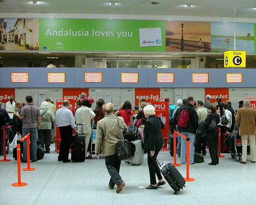 Gatwick Airport Check-In