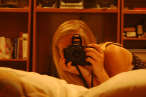 me! and the d70!