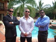 Vin Diesel en Dominicana