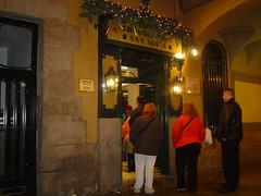 Chocolateria San Gines (erdeleong) Tags: madrid espaa rastro edeleon