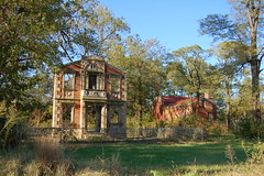 Heigold House (Kory Johnson) Tags: old house building abandoned stone landmark front louisville riverroad heigold